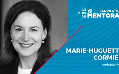 Apprendre ensemble grâce au mentorat :  un témoignage inspirant de Marie-Huguette Cormier