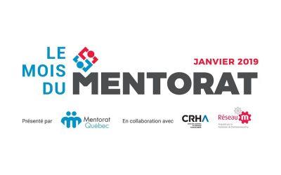 Première édition du Mois du mentorat : Mentorat Québec dévoile ses ambassadeurs