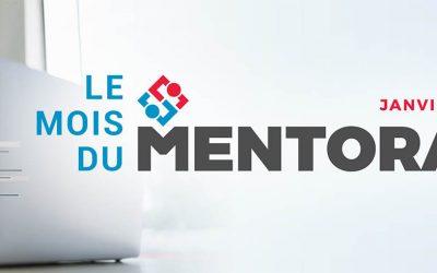 Le Mois du mentorat 2021 : c'est parti!